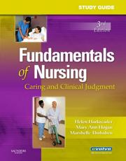 Cover of: Study guide for [Harkreader's] Fundamentals of nursing