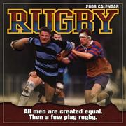 Cover of: Rugby 2006 Calendar