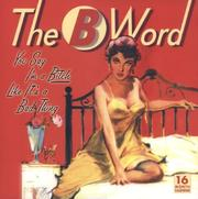 Cover of: B Word 2008 Wall Calendar