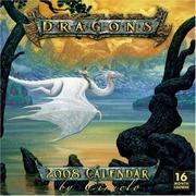 Cover of: Dragons 2008 Wall Calendar