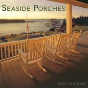 Cover of: Seaside Porches 2008 Wall Calendar | Sellers Publishing