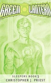 Cover of: Green Lantern | Christopher J. Priest