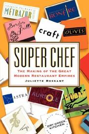 Cover of: Super Chef