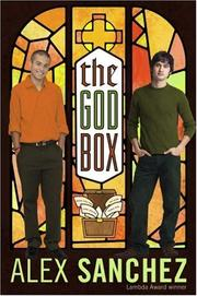 Cover of: The God Box | Alex Sanchez