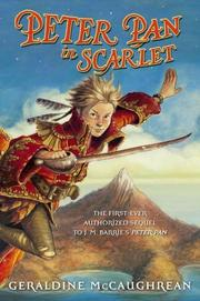 Cover of: Peter Pan in Scarlet