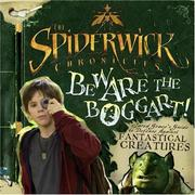 Cover of: Beware the Boggart!