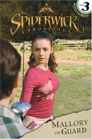 Cover of: Mallory On Guard (Spiderwick Chronicles, the)