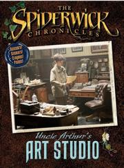 Cover of: Uncle Arthur's Art Studio (Spiderwick Chronicles, the)