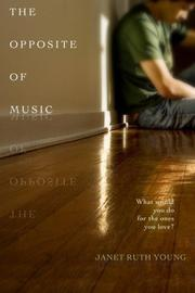 Cover of: The Opposite of Music