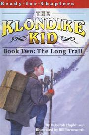 Cover of: The Long Trail (Klondike Kid)