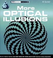 Cover of: More Optical Illusions (Illusion Works) | Al Seckel