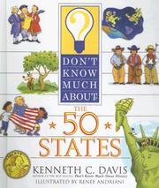 Cover of: Don't Know Much about the 50 States (Don't Know Much About...