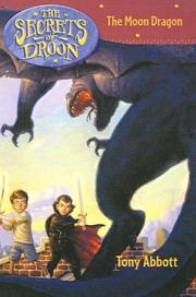 Cover of: The Moon Dragon (Secrets of Droon (Tandem Library))