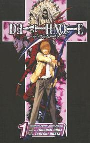 Death Note by Tsugumi Ohba, Takeshi Obata