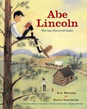 Cover of: Abe Lincoln | Kay Winters