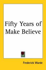 Cover of: Fifty Years of Make Believe