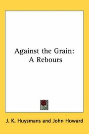 Cover of: Against The Grain