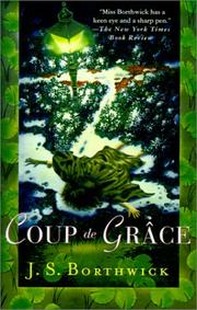 Cover of: Coup de Grace (Sarah Deane Mysteries)