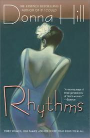 Cover of: Rhythms | Donna Hill