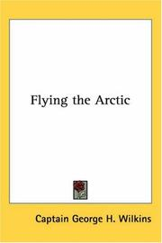 Cover of: Flying The Arctic