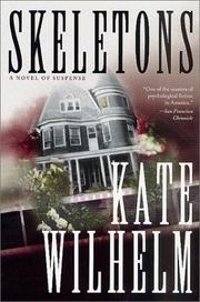 Cover of: Skeletons: a novel of suspense