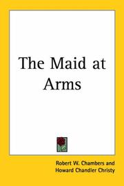 Cover of: The maid-at-arms: a novel