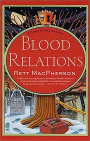 Cover of: Blood relations