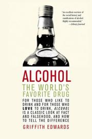 Cover of: Alcohol | Griffith Edwards