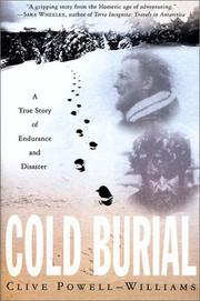 Cold burial by Clive Powell-Williams