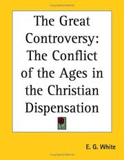 Cover of: The Great Controversy