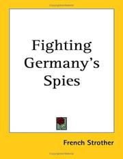 Cover of: Fighting Germany