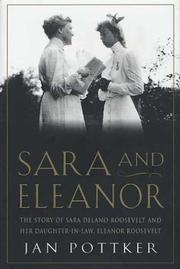 Cover of: Sara and Eleanor
