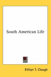 Cover of: South American life