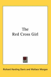 Cover of: The Red Cross Girl