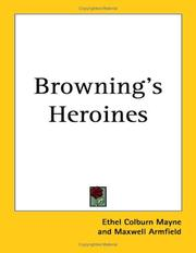 Cover of: Browning