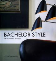 Cover of: Bachelor style | Sally Griffiths