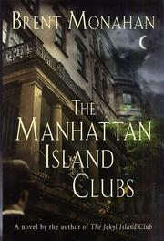 Cover of: The Manhattan Island clubs