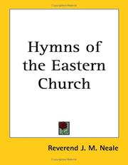 Cover of: The Hymns of the Eastern Church