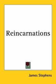 Cover of: Reincarnations