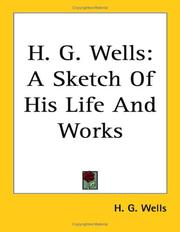 Cover of: H. G. Wells
