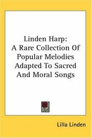 Cover of: Linden Harp