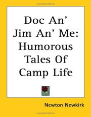 Cover of: Doc An' Jim An' Me