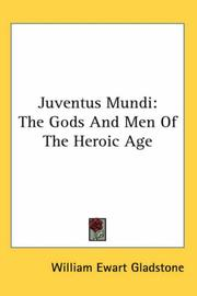 Cover of: Juventus Mundi