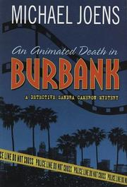 Cover of: An animated death in Burbank