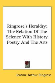 Cover of: Ringrose