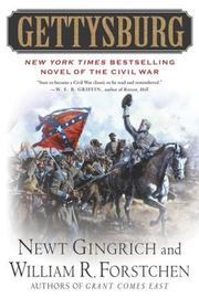 Cover of: Gettysburg | Newt Gingrich