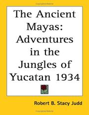 Cover of: The Ancient Mayas