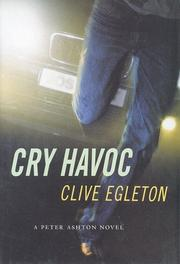 Cry havoc by Clive Egleton