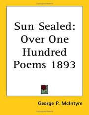 Cover of: Sun Sealed