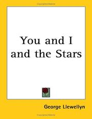 Cover of: You and I and the Stars